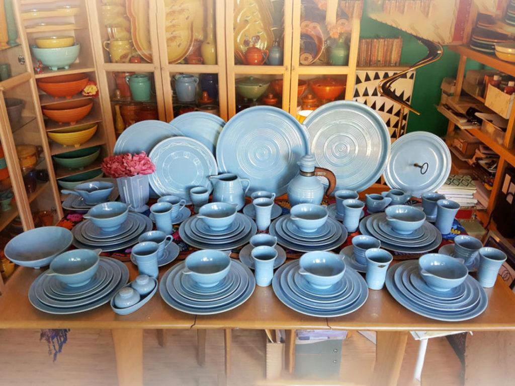 Pacific Pottery Delph Set 02
