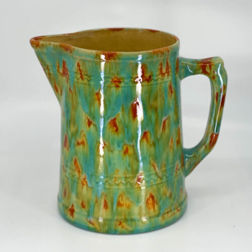 QwkDog Pacific Pottery Hostessware 507 Tankard Pitcher Blended