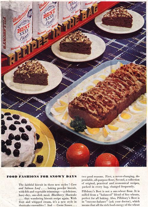 Better Homes May 1938 Pillsbury Pacific Fiesta