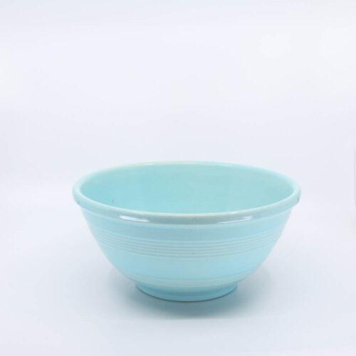 Pacific Pottery Hostessware 9R Mixing Bowl Aqua