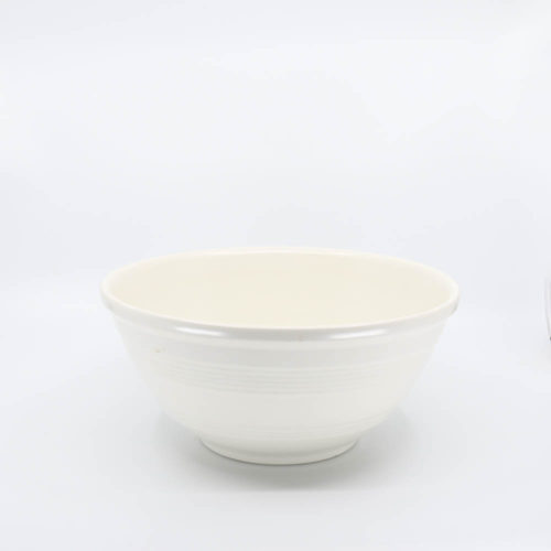 Pacific Pottery Hostessware 9R Mixing Bowl White