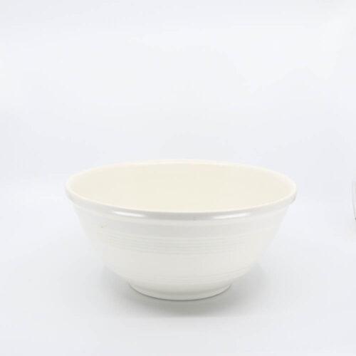 Pacific Pottery Hostessware 9R Mixing Bowl White