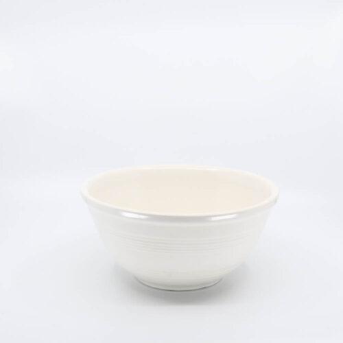Pacific Pottery Hostessware 12R Mixing Bowl White