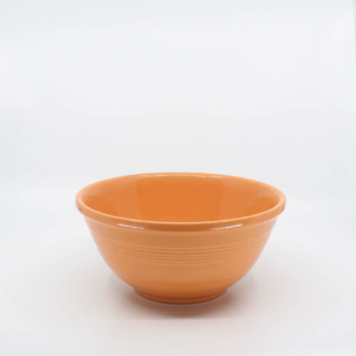 Pacific Pottery Hostessware 18R Mixing Bowl Apricot