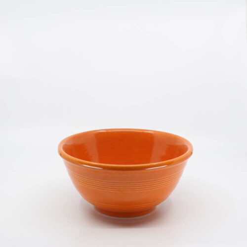 Pacific Pottery Hostessware 18R Mixing Bowl Red