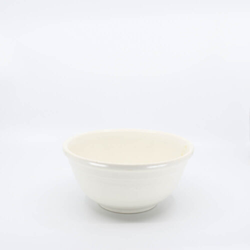 Pacific Pottery Hostessware 18R Mixing Bowl White