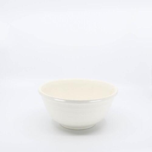 Pacific Pottery Hostessware 18R Mixing Bowl White