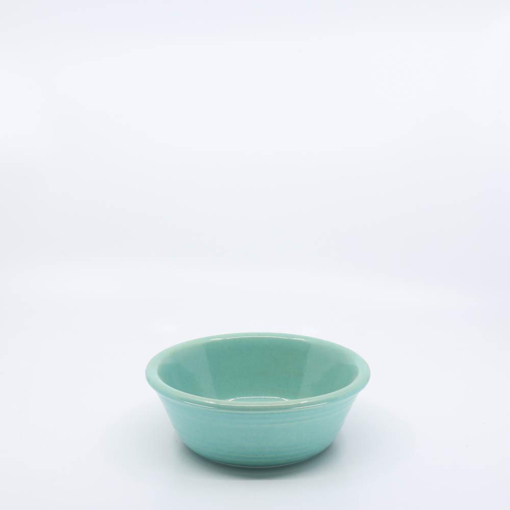 Pacific Pottery Hostessware 212 Pudding Dish Small Green