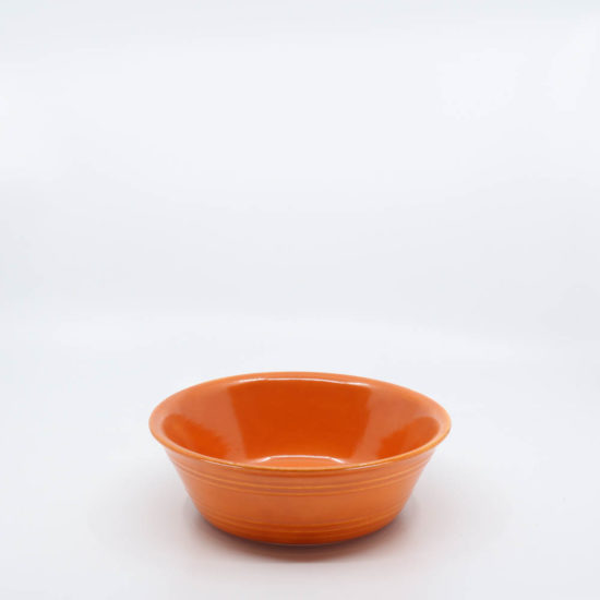 Pacific Pottery Hostessware 213 Pudding Dish Med Red