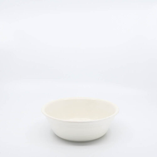 Pacific Pottery Hostessware 213 Pudding Dish Med White