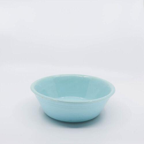 Pacific Pottery Hostessware 214 Pudding Dish Large Aqua