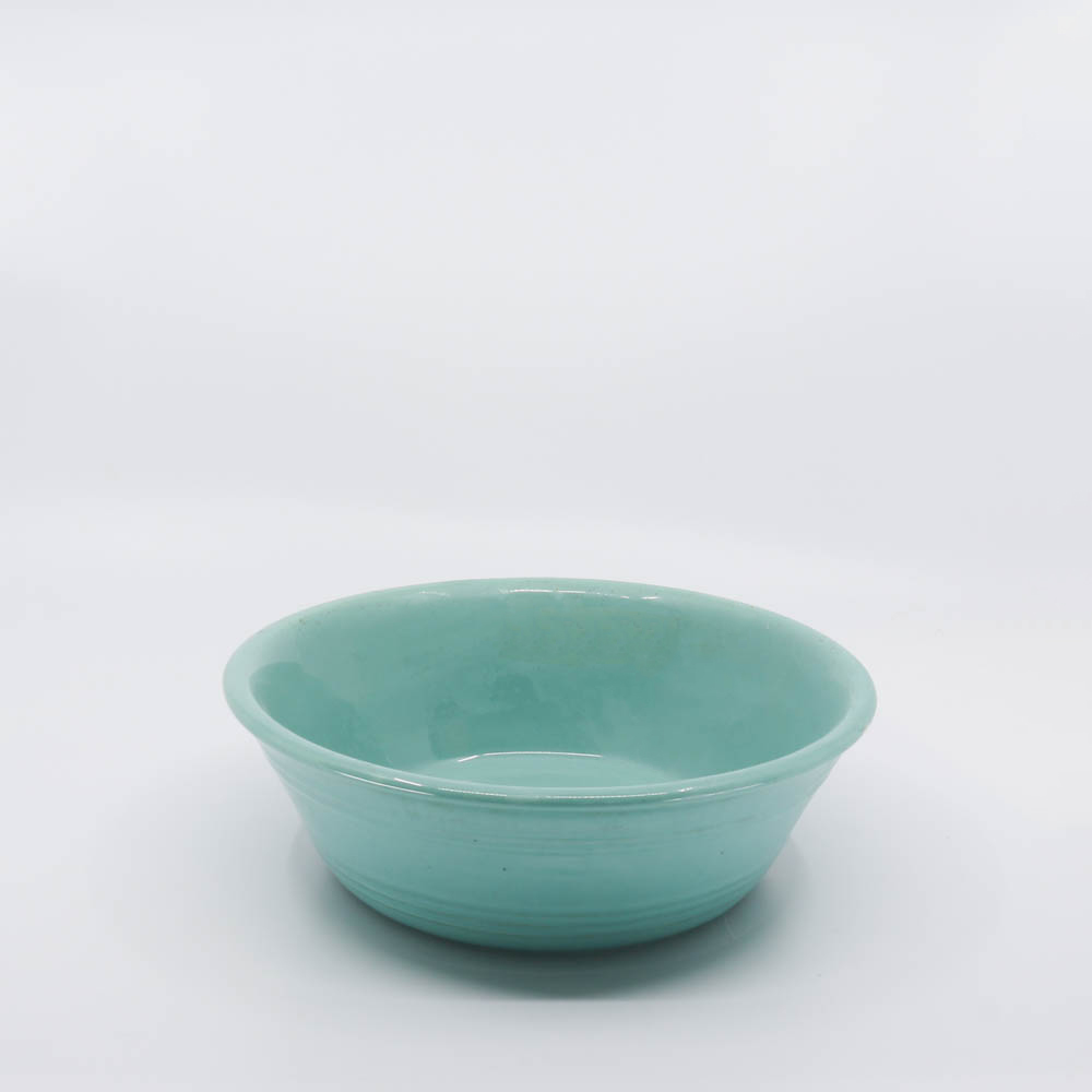 Pacific Pottery Hostessware 214 Pudding Dish Large Green