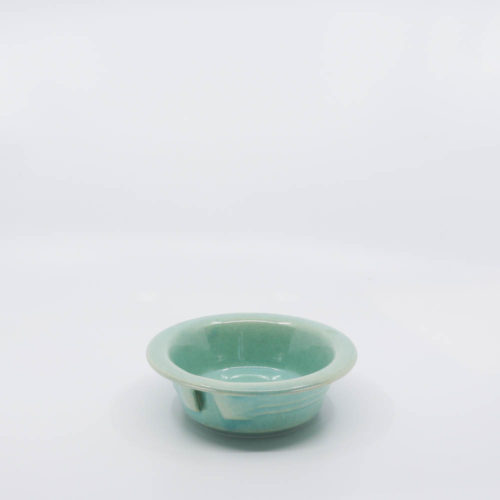 "Pacific Pottery Hostessware 222 6"" Baker Green"