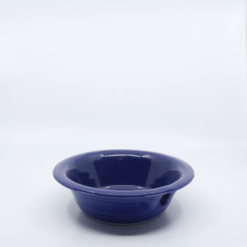"Pacific Pottery Hostessware 223 7"" Baker Pacblue"