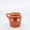 Pacific Pottery Hostessware 227 Beanpot Red