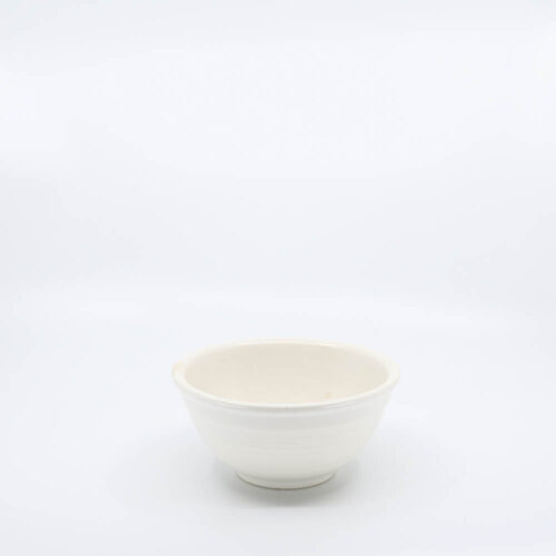 Pacific Pottery Hostessware 30R Mixing Bowl White