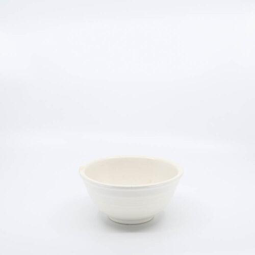 Pacific Pottery Hostessware 30R Mixing Bowl White