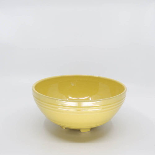 Pacific Pottery Hostessware 310 Salad Bowl Yellow