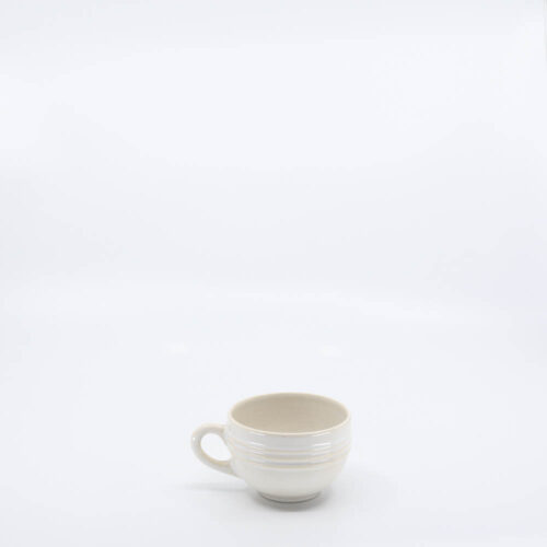 Pacific Pottery Hostessware 313 Punch Cup White