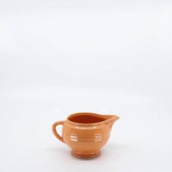 Pacific Pottery Hostessware 404 Creamer Apricot