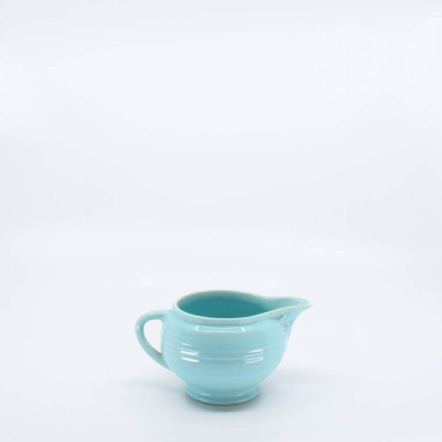 Pacific Pottery Hostessware 404 Creamer Aqua
