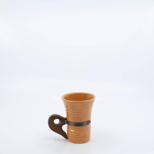 Pacific Pottery Hostessware 411 Tumbler Apricot