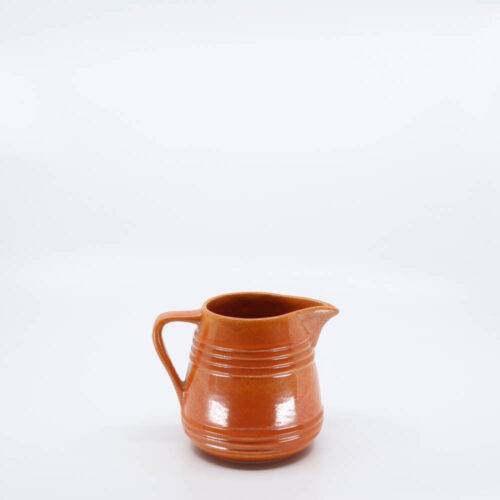 Pacific Pottery Hostessware 428 1-Pt Pitcher Red