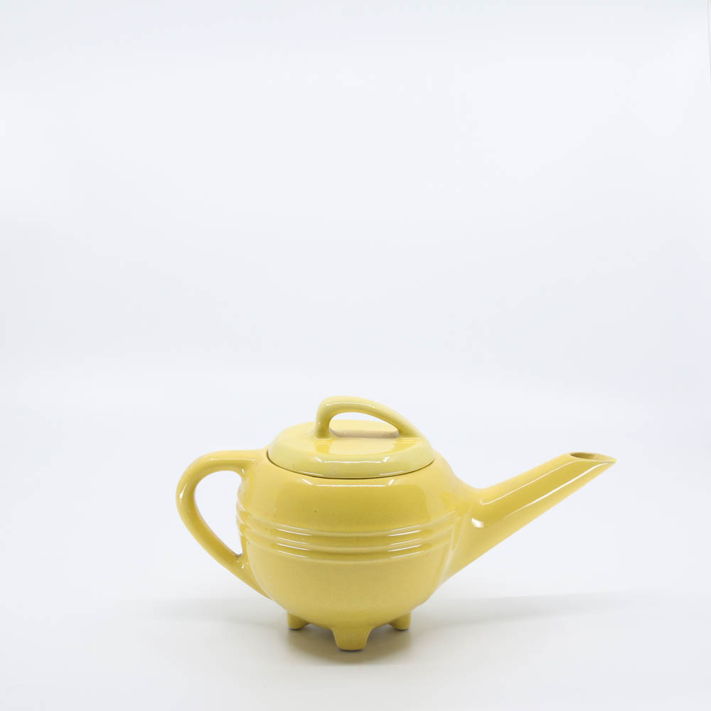Pacific Pottery Hostessware 435 Syrup Pitcher Yellow