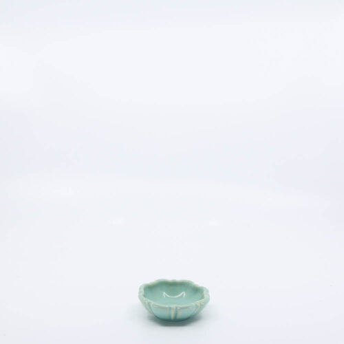 Pacific Pottery Hostessware 437 Nut Dish Green