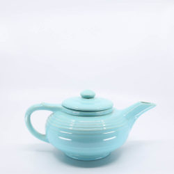 Pacific Pottery Hostessware 440 8-Cup Teapot Aqua