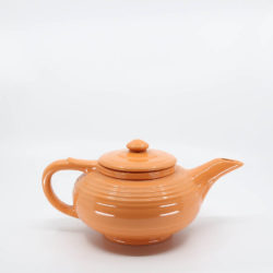 Pacific Pottery Hostessware 440 8-Cup Teapot Apricot