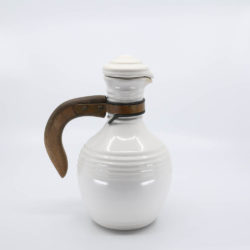 Pacific Pottery Hostessware 445 Tall Carafe White
