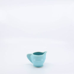 Pacific Pottery Hostessware 449 Demi Creamer Aqua
