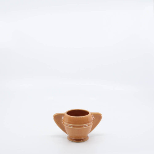 Pacific Pottery Hostessware 450 Demi Sugar Apricot