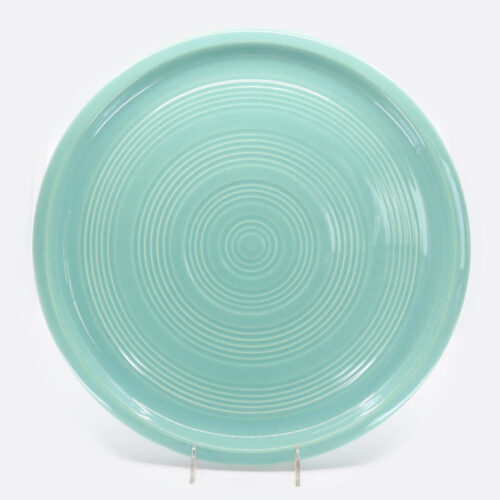 Pacific Pottery Hostessware 451 Target Platter Green
