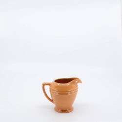 Pacific Pottery Hostessware 464 Restyled Creamer Apricot