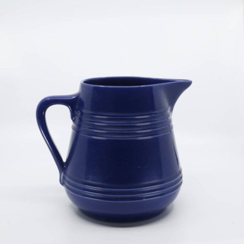 Pacific Pottery Hostessware 508 Pitcher Pacblue