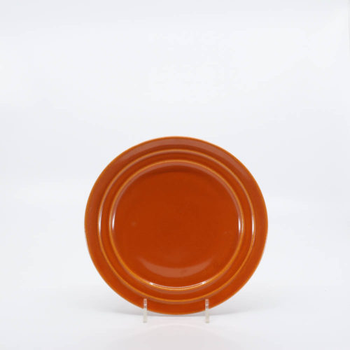 Pacific Pottery Hostessware 610 Salad Plate Red