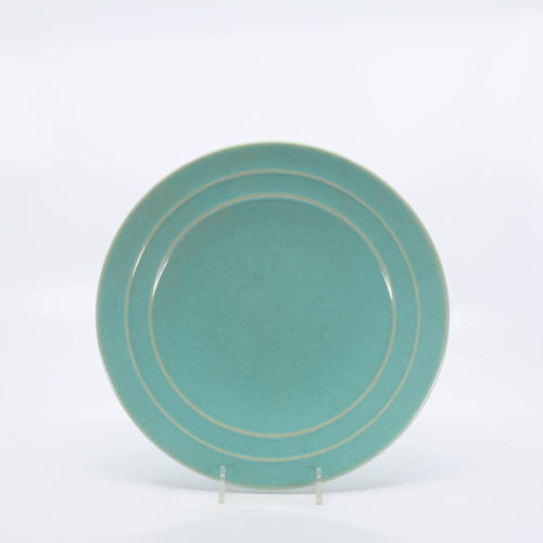 Pacific Pottery Hostessware 611 Luncheon Plate Green