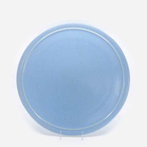 Pacific Pottery Hostessware 619 14 Cake Plate Delph