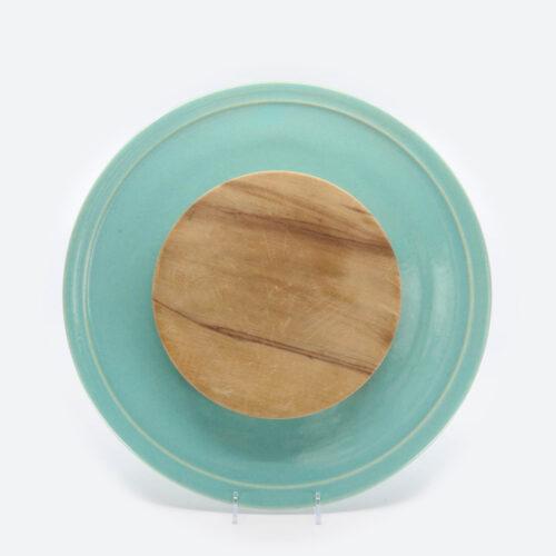 Pacific Pottery Hostessware 636 619 14 Cake Plate