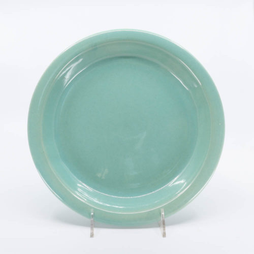 Pacific Pottery Hostessware 638 Pie Plate Green