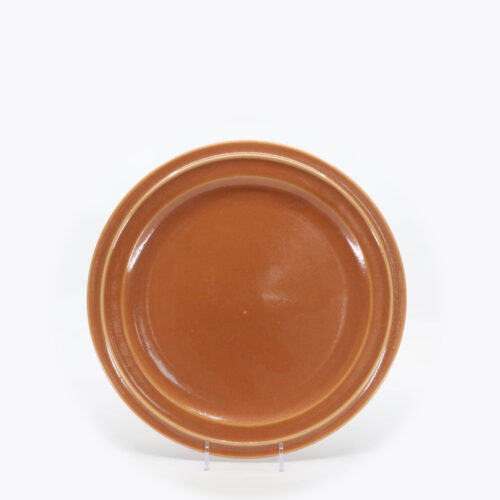Pacific Pottery Hostessware 639 Base Plate Apricot