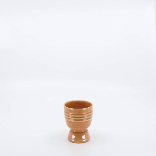 Pacific Pottery Hostessware 642 Eggcup Apricot