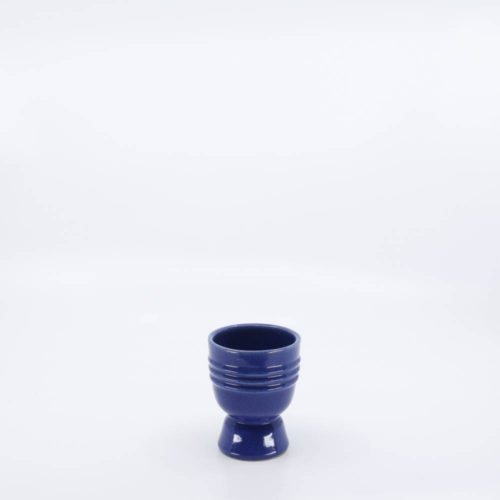 Pacific Pottery Hostessware 642 Eggcup Pacblue