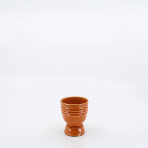 Pacific Pottery Hostessware 642 Eggcup Red