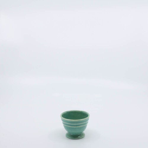 Pacific Pottery Hostessware 651 Cocktail Cup Green