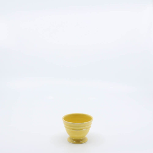 Pacific Pottery Hostessware 651 Cocktail Cup Yellow