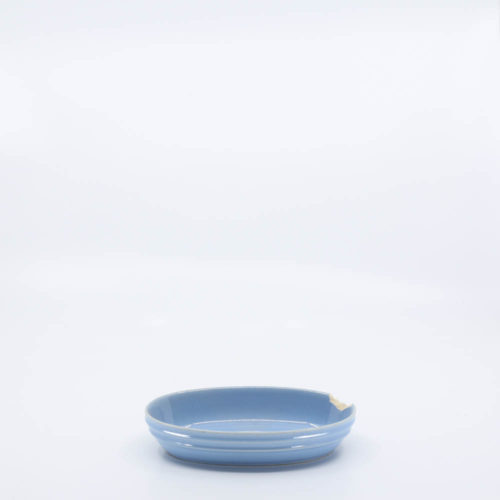Pacific Pottery Hostessware 667 Ind Oval Bowl Delph