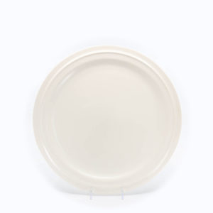 Pacific Pottery Hostessware 680 Base Plate White